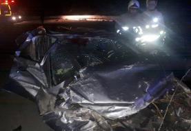 ۷ کشته و مصدوم در تصادفی در مسیر قزوین-آبیک