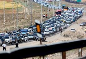 جادههای چالوس و هراز و آزادراه تهران-شمال عصر فردا یکطرفه است