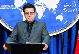 واکنش سخنگوی وزارت خارجه به سخنان شرمآور مقامات آمریکایی علیه سردار سلیمانی