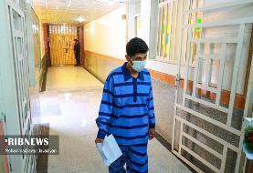 (تصاویر) آزادی محکوم به قصاص