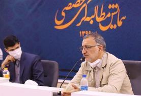 ادعاهای تازه زاکانی علیه تاجگردون؛ نامه وزارت اطلاعات | نظر قالیباف و کدخدایی چه بود؟