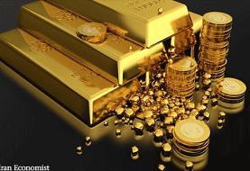 بهای جهانی طلا در چند قدمی ۱۸۰۰ دلار ایستاد