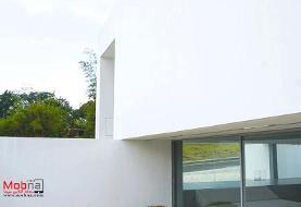 خانه زیبا با چشم انداز پانوراما در فیلیپین! (+تصاویر)