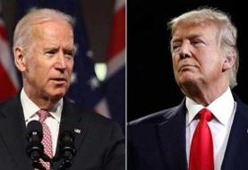 پیشتازی بایدن در انتخابات ریاست جمهوری آمریکا کاهش مییابد