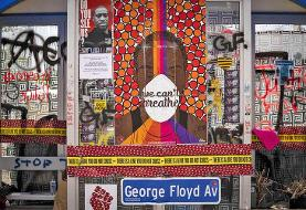 انتشار متن گفتگوی جورج فلوید با پلیسها |۲۰ بار تکرار «نمیتوانم نفس بکشم»