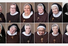 فوت سریالی ۱۳ راهبه آمریکایی پس از شرکت در مراسم مذهبی(+عکس)
