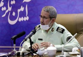 سرهنگ «برفر» فرمانده یگان حفاظت سازمان زندانها شد
