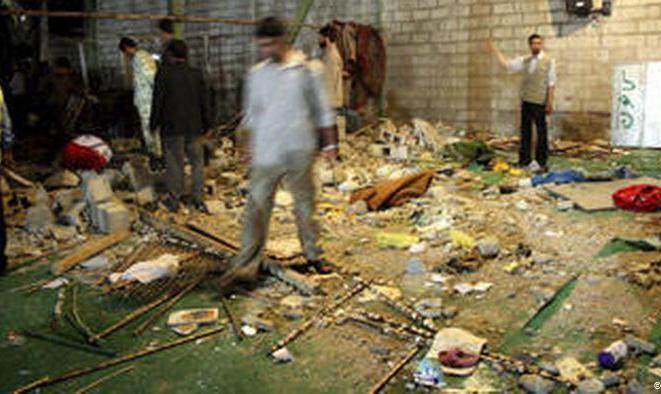 وزارت اطلاعات: جمشید شارمهد، سرکرده گروه تروریستی