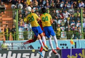 بازیکن ۳۷ ساله غیربومی در فوتبال خوزستان چه میکند؟