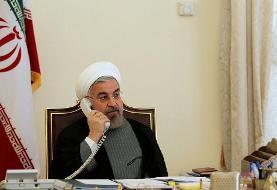 رایزنی مهم روحانی با اشرف غنی درباره گفتگوهای بین الافغانی/ امیدواریم صلح بین گروههای سیاسی ...