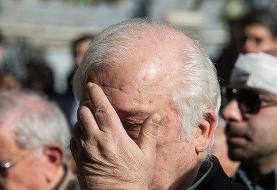 خسرو سینایی درگذشت؛ 'من ایران را دوست دارم'
