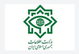 وزارت اطلاعات: سرکرده