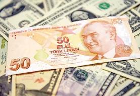 ارزپاشی ۷ میلیارد دلاری اردوغان در ۷ روز