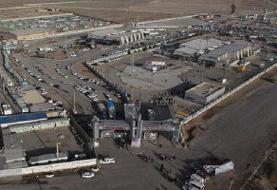 گمرک چذابه برای صادرات به عراق آماده شد