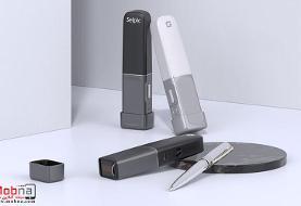پرینتر قابل حمل و چاپ روی تمام سطوح! (+تصاویر/فیلم)