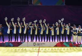 ملیپوش کبدی: تنها طلایی بانوان ایران در جاکارتا بودیم اما در لیگ مجانی بازی کردم