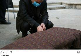 پست اینستاگرامی عراقچی برای درگذشت مادرش/عکس