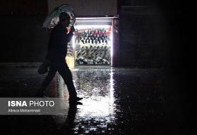 هشدار هواشناسی نسبت به تداوم رگبار باران در کشور