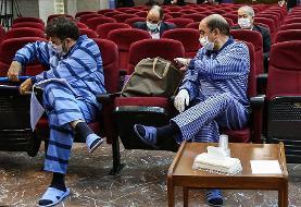 (تصاویر) دادگاه مدیرعامل سابق شرکت بازرگانی پتروشیمی