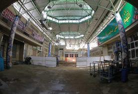بازسازی و مرمت مسجد تاریخی ارگ تهران در آستانه اتمام | تکمیل زیرزمین مسجد قبل از محرم