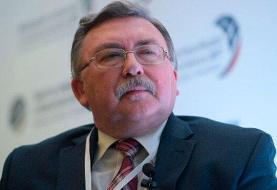 انتقاد اولیانوف از موضعگیری اخیر پمپئو درباره تحریم تسلیحاتی ایران