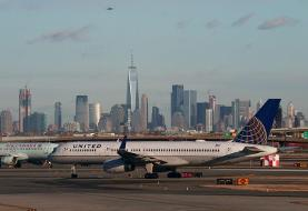 Police searched a United Airlines jet after a reportedly hallucinating passenger claimed there ...