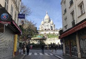 پاریس ماسک زدن را در برخی از مناطق این شهر اجباری میکند