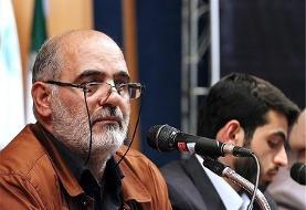 اللهکرم: رئیس جمهور آینده باید سپاهی باشد