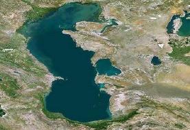 کاهش ۱۳۰ سانتی تراز آب دریای «خزر» طی ۲۵ سال