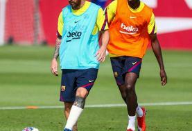 عکسی که دل هواداران بارسلونا را میلرزاند
