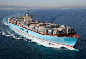 خط دائمی کشتیرانی ایران و روسیه برقرار شد