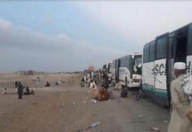 ادعای 'تجاوز گروهی بر یک زن در حمله دزدان مسلح به مسافران' در شاهراه غزنی-قندهار