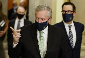 Mark Meadows is reportedly the bad cop of coronavirus relief negotiations