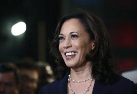نخستین زن سیاهپوست نامزد معاون رئیسجمهور آمریکا شد| کاملا هریس یار انتخاباتی جو بایدن