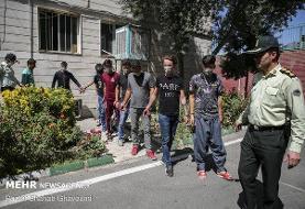 تمامی عوامل تیراندازی در سعادت آباد دستگیر شدند