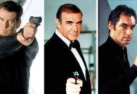 بهترین جیمز باند تاریخ سینما   خبری از دنیل کریگ نیست