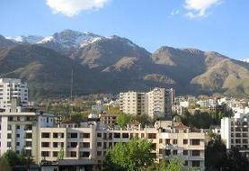 مرکز آمار: متوسط قیمت یک متر زمین در تهران ۲۵ میلیون تومان شد