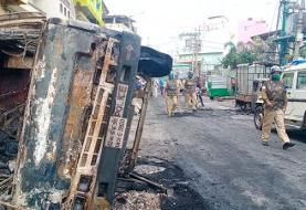 Three killed in Bangalore clashes over Prophet Muhammad post