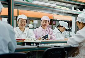 چین دیگر کارخانه دنیا نیست