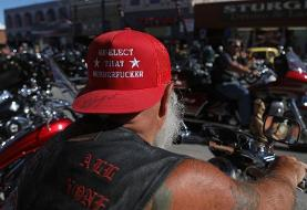 This is what it looks like in Sturgis, South Dakota, where hundreds of thousands of unmasked ...