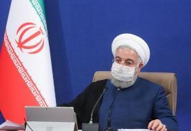 روحانی: شرایط ما عادی نیست