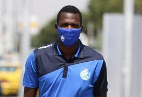 Diabate's astronomical contract with Esteghlal leaked to the media