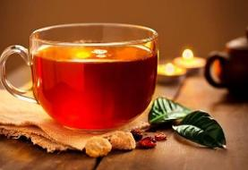 چای بنوشید تا خنک شوید