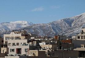 مرکز آمار: اختلاف قیمت هر متر خانه در تهران به ۸۸ میلیون تومان رسید