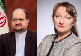 گفت وگوی ویدئو کنفرانسی وزرای کار ایران و بلغارستان