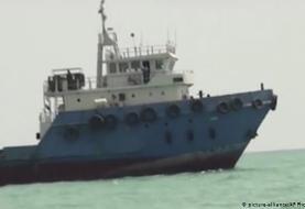 ستاد فرماندهی آمریکا: نیروهای ایرانی یک نفتکش را در تنگه هرمز متوقف و ...