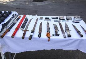 (تصاویر) پنجمین طرح ظفر پلیس مبارزه با مواد مخدر