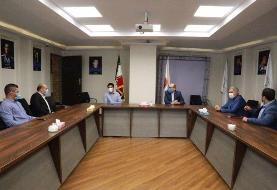 (عکس) استقلال به لیگ برتر کشتی میآید