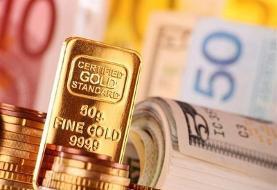 قیمت طلا، سکه و دلار در بازار امروز ۱۳۹۹/۰۵/۲۲/ دلار گران شد