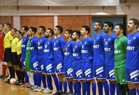 اتفاق عجیب برای تیم ملی فوتسال کویت/ بازگشت سرمربی و تعطیلی تمرین